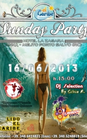16/06/2013 - Lido El Caribe *Sun[Day] Party h. 15:00